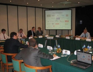 Cooperation with economic counselors of foreign embassies and representatives of business associations