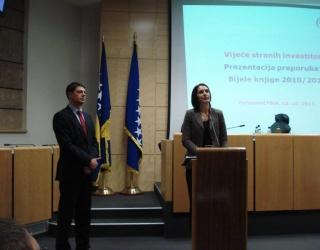 FBiH Parliament Session (October 2011)