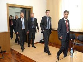 FIC Forum with FBiH Prime Minister Mr. Nedzad Brankovic (May 2008)