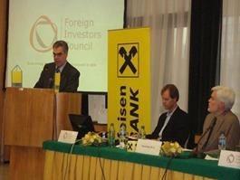 FIC White Book presentation 2008