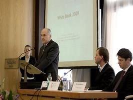 FIC White Book presentation 2009