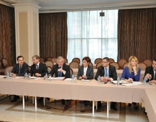 Forums with the Government of Republic of Srpska