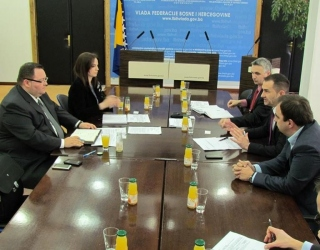 Meetings with Federal Ministers (2014)
