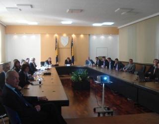 Potpisivanje Memoranduma o suradnji sa Vladom FBiH (Oktobar 2011)