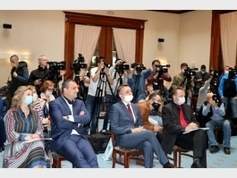 """Presented the initiative """"We can do it"""", which leads to the creation of a self-sustainable BiH economy"""