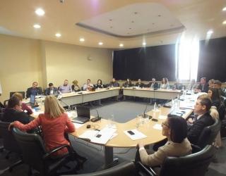 Radni sastanak - Usklađenost propisa o tečnim naftnim gorivima sa EU legislativom (Mart 2015)