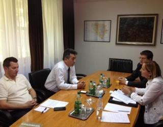 Sastanci sa federalnim ministrima (2014)