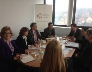 Sastanci sa relevantnim institucijama (2015)