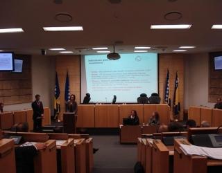 Sjednica Parlamenta FBiH (Oktobar 2011)