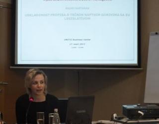 Working Meeting - Legislation on Liquid Petroleum Fuels in BiH (March 2015)