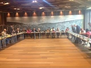 Working meeting - Permits, Concessions and Energy Efficiency (June 2014)